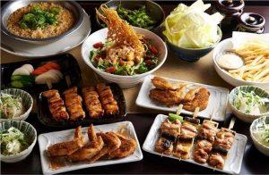 とりいちず食堂 蕨駅前店の食べ飲み放題コース